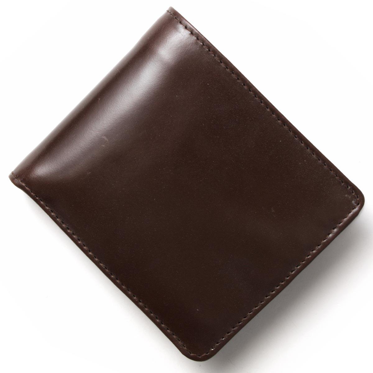 グレンロイヤル 二つ折り財布 財布 メンズ シガーブラウン 034128 CIGAR GLENROYAL