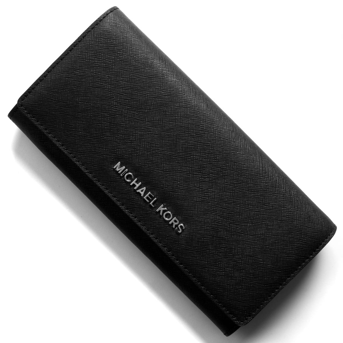 マイケルコース 長財布 財布 レディース ジェット セット トラベル ブラック 35S7SYAE3L 001 MICHAEL KORS
