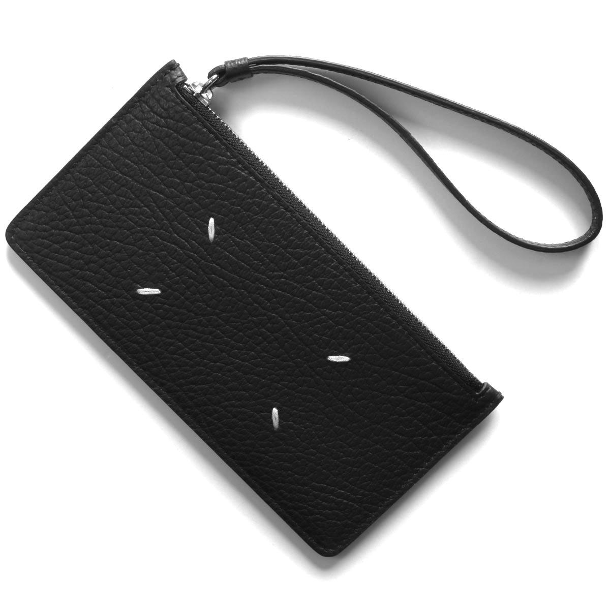 メゾンマルジェラ コインケース【小銭入れ】 財布 レディース ブラック S56UI0146 P0399 T8013 2020年春夏新作 Maison Margiela