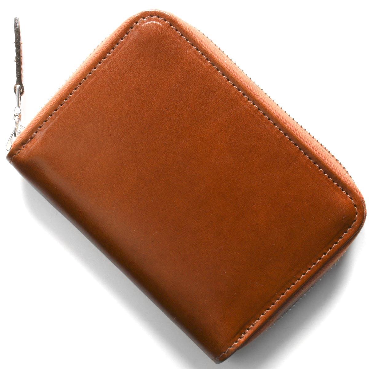 ホワイトハウスコックス 二つ折り財布 財布 メンズ コニャックブラウン S1957 COGNAC WHITEHOUSE COX