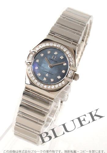 Omega Omega Constellation MyChoice ladies 1165,77 watch clock