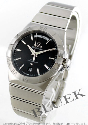 OMEGA Constellation DayDate Co-Axial Chronometer 123.10.38.22.01.001