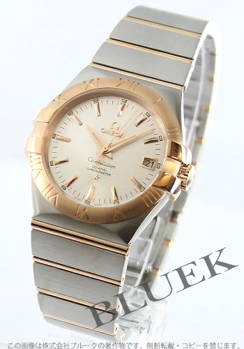 OMEGA Constellation Co-Axial Chronometer 123.20.35.20.02.001