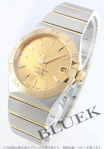 OMEGA Constellation Co-Axial Chronometer 123.20.38.21.08.001
