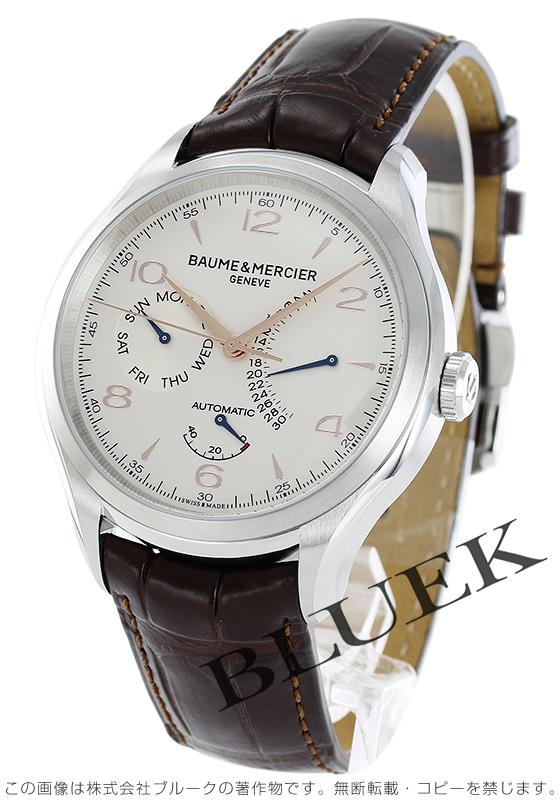 봄 & メルシェ Baume&Mercier 클리프 톤 남성 MOA10149 시계 시계