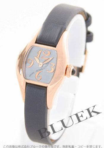 Girard-Perregaux Richville Petit PG Wilsdorf southern leather Navy / black shell Womens 26620.52.621.0 watch clock