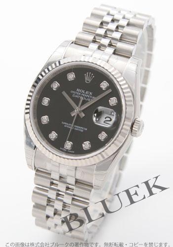 Rolex Rolex date just men Ref.116234G watch clock