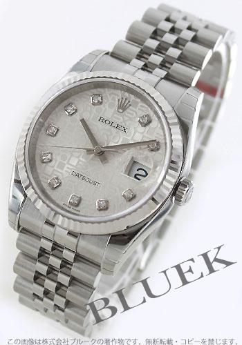 Rolex Rolex Datejust mens Ref.116234J watch clock