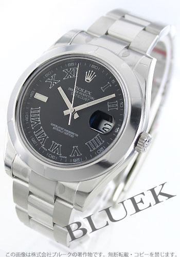 Rolex Rolex date just II men Ref .116300 watch clock