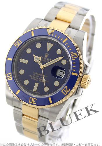 Rolex Rolex submarina men Ref .116613 watch clock
