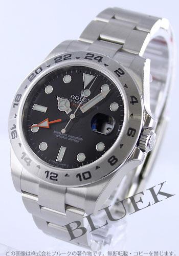 Rolex Rolex Explorer II men Ref .216570 watch clock