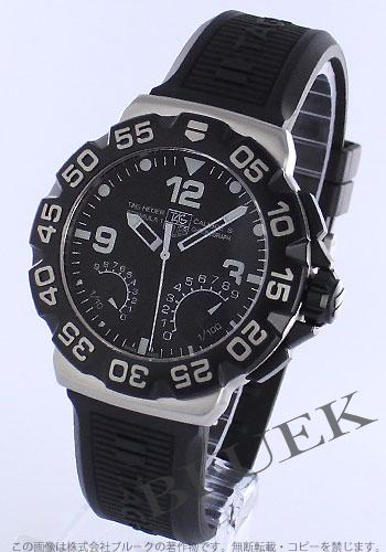 Tag Heuer formula 1 calibre S chronograph rubber black mens CAH7010. BT0717