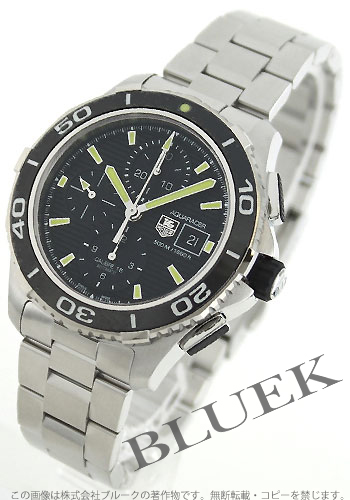 Tag Heuer TAGHeuer Aquaracer mens CAK2111... BA0833 watch clock