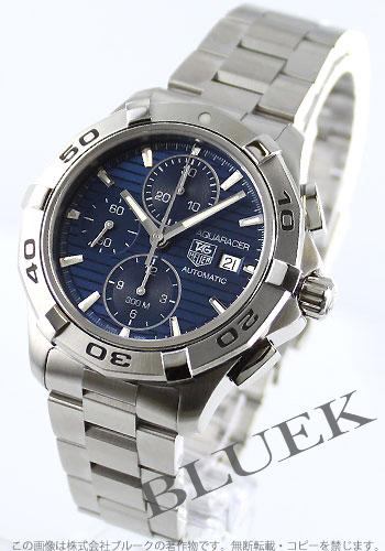 タグホイヤーアクアレーサーキャリバー 16 automatic chronograph blue men CAP2112.BA0833