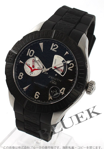 100 Zenith ZENITH エルプリメロデファイクラシック 300m waterproofing-limited men's 03.0521.685/21.R672 watch clocks