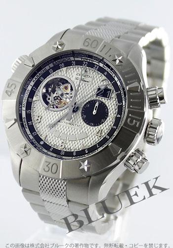 Zenith ZENITH エルプリメロデファイクラシックメンズ 03.0526.4037/01.M526 watch clock