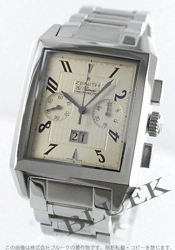 Zenith ZENITH El Primero port Royale men's 03.0550.4010/01.M550 watch clock
