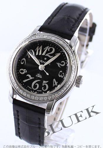 Zenith ZENITH baby star Elite Diamond alligator leather ladies 16.1220.67/21.C672 watch clock