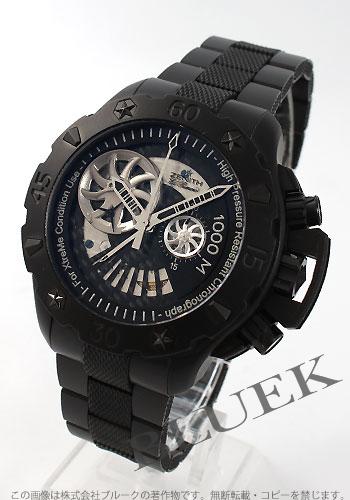100 Zenith ZENITH エルプリメロデファイエクストリーム 1,000m waterproofing world limited men's 96.0527.4021/22.M529 watch clock