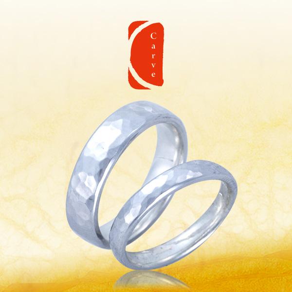 マリッジリング プラチナ イエローゴールド オーダーメイド 結婚指輪 婚約指輪 刻印 名入れ|壮大 soudai(むす・ひ・つき -Carve-)【送料無料】【コンビニ受取対応商品】【10P05Nov16】