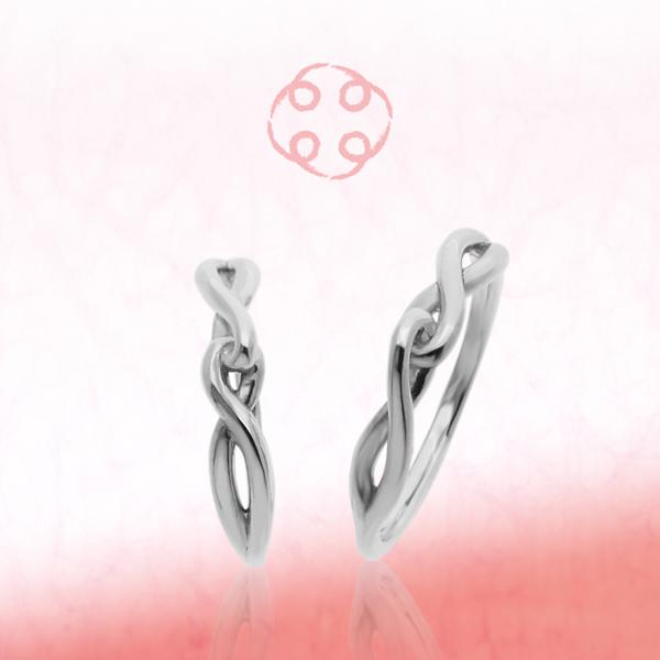 結婚指輪 婚約指輪 マリッジリング プラチナ ペアリング| 繋 tsunagu(むす・ひ・つき -朋々-)【送料無料】【刻印無料】【コンビニ受取対応商品】【10P05Nov16】