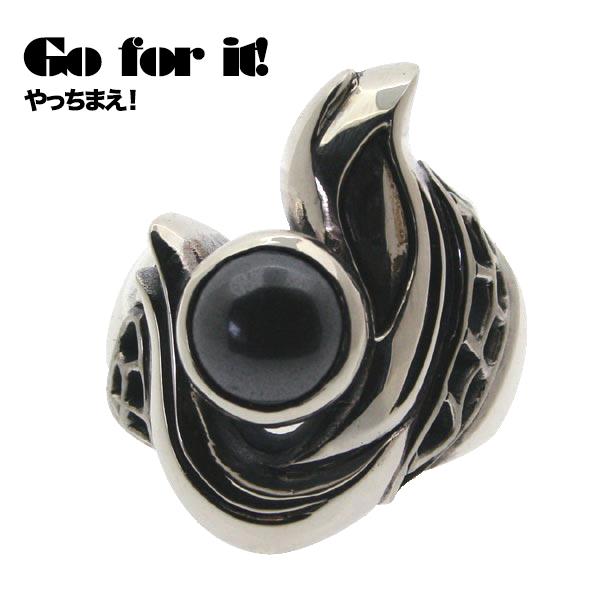 シルバーリング メンズ 刻印可能 ヘマタイト シルバー925 指輪 メンズアクセサリー Go for it! / Blula【送料無料】【コンビニ受取対応商品】