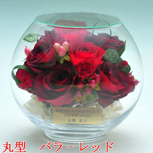 ボトルフラワー フラワーアレンジメント バラ 薔薇 ギフト 誕生日プレゼント 出産祝い 結婚祝い 内祝い 母の日 ギフト プレゼント