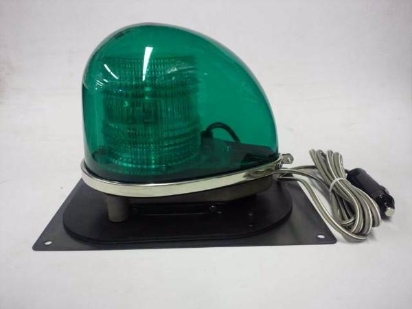 【ストロボ式回転灯】KOITO(コイト) GFL2NBG(フラッシュライト/12V用/緑色) 【500】【ラッキーシール対応】