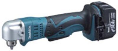 【送料込み】14.4V 10mm 充電式 アングルドリル マキタ DA340DRF【460】