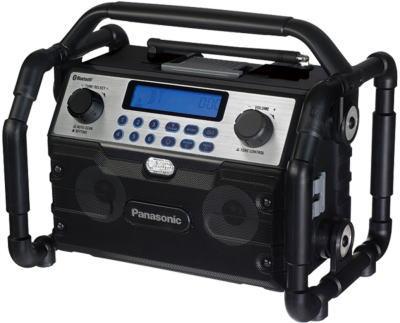 14.4V / 18V 工事用充電ラジオ&ワイヤレススピーカー パナソニック EZ37A2【460】