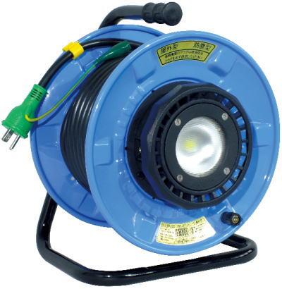 LED ライトリール 日動工業 SDW-E22-10W【460】【ラッキーシール対応】