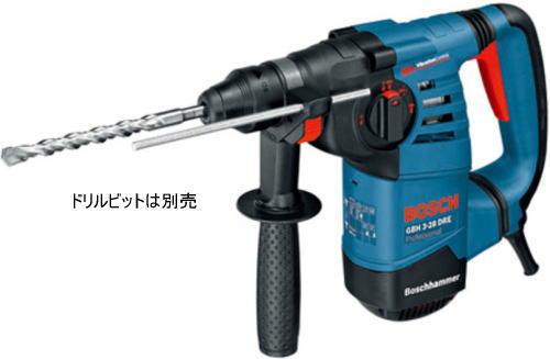 28mm ハンマードリル BOSCH (ボッシュ) GBH3-28DRE【460】【ラッキーシール対応】【スーパーセール中は  ☆ ポイント 2倍 ☆ 】