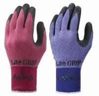 メール便対応可 薄くてやわらかい手袋 作業手袋 NEW ライトグリップ 新作入荷 410 ショーワグローブ
