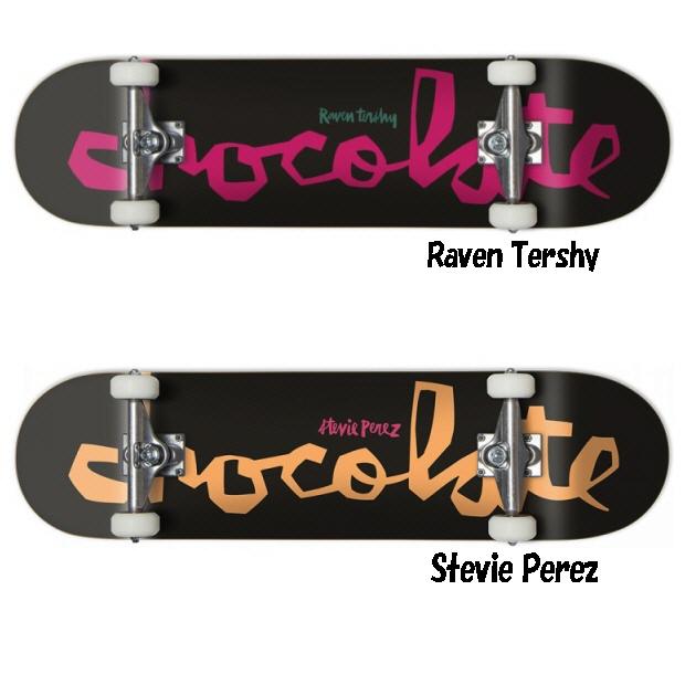 【スケートボード完成品】CHOCOLATE(チョコレート)ORIGINAL CHUNK COMPLETE【350】【ラッキーシール対応】