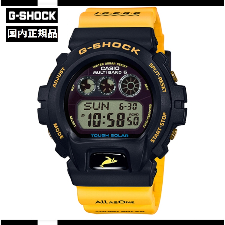 【G-SHOCK腕時計】CASIO イルカ・クジラ GW-6902K-9JR【542】【ラッキーシール対応】