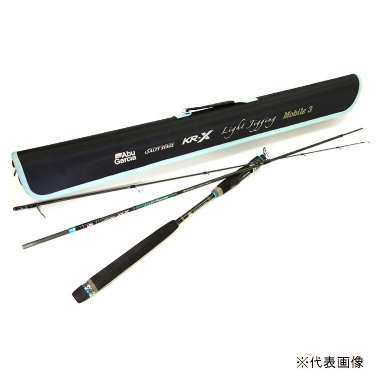 【釣り】Abugarcia SALTYSTAGE KR-X Light Jigging SXLC-603-120-KR【510】【ラッキーシール対応】