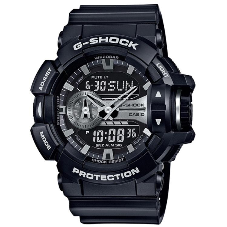 【G-SHOCK腕時計】CASIO GA-400GB-1AJF 【542】【ラッキーシール対応】