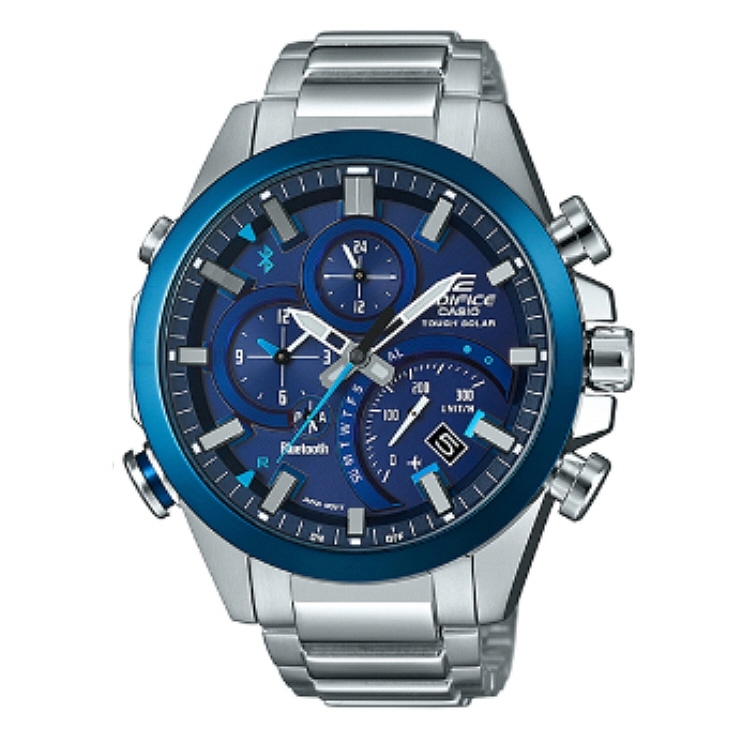 【EDIFICE腕時計】 CASIO EQB-501DB-2AJF 【542】【ラッキーシール対応】