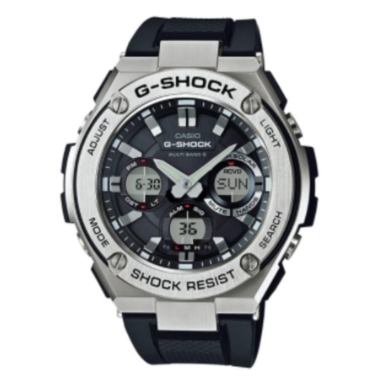 【G-SHOCK腕時計】CASIO GST-W110-1AJF 【542】【ラッキーシール対応】