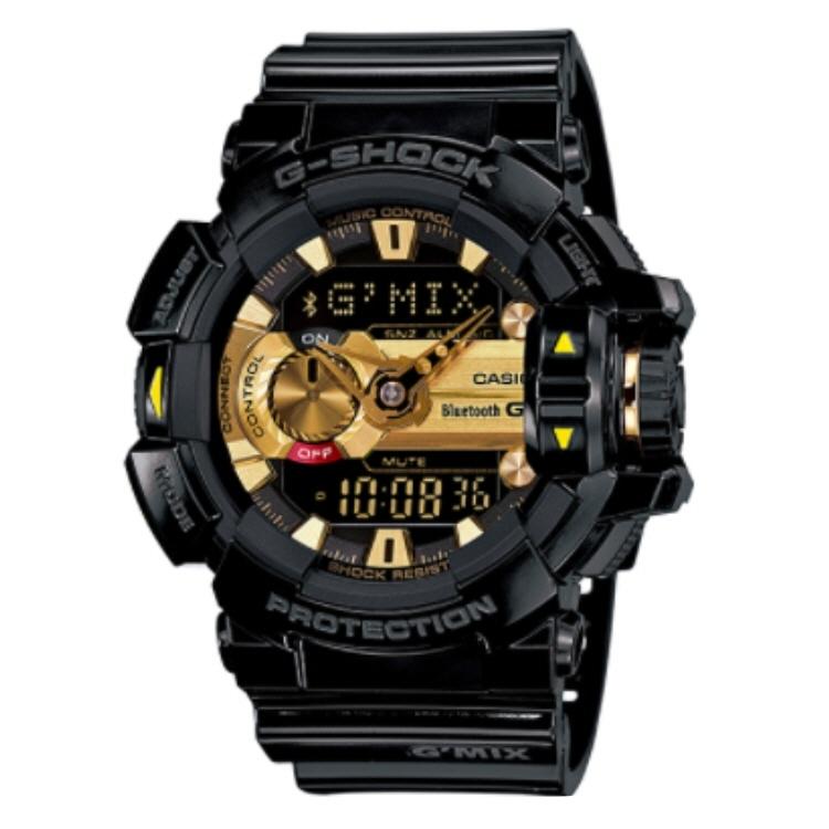 【G-SHOCK腕時計】CASIO GBA-400-1A9JF 【542】【ラッキーシール対応】