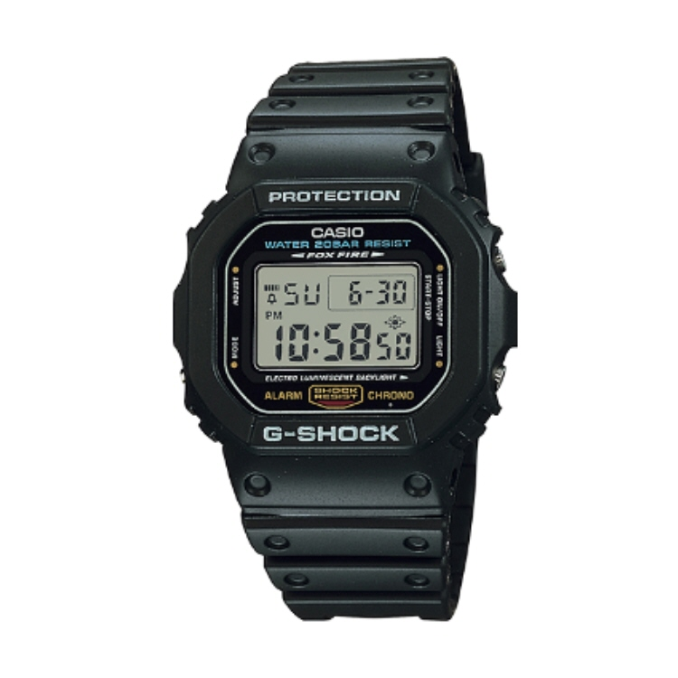【G-SHOCK腕時計】CASIO DW-5600E-1【542】【ラッキーシール対応】