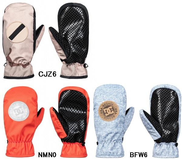 DC Mens Shelter Mitt Snow Glove
