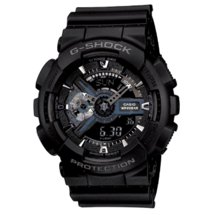 【G-SHOCK腕時計】CASIO GA-110-1BJF【542】【ラッキーシール対応】