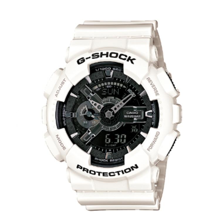 【G-SHOCK腕時計】CASIO GA-110GW-7AJF【542】【ラッキーシール対応】