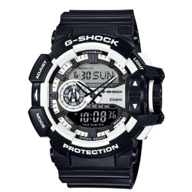 【G-SHOCK腕時計】CASIO GA-400-1AJF【542】【ラッキーシール対応】