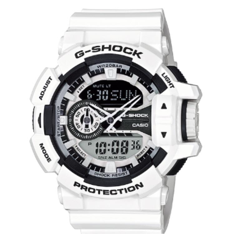 【G-SHOCK腕時計】CASIO GA-400-7AJF【542】【ラッキーシール対応】