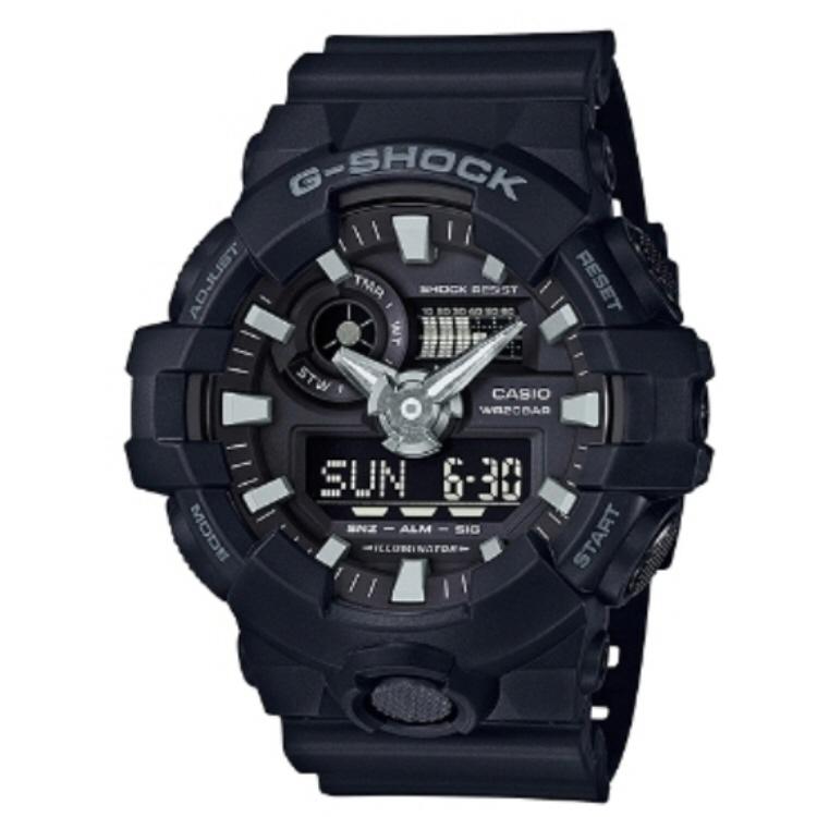 【G-SHOCK腕時計】CASIO GA-700-1BJF【542】【ラッキーシール対応】