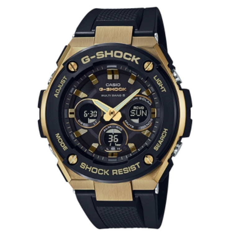 【G-SHOCK腕時計】CASIO GST-W300G-1A9JF【542】【ラッキーシール対応】