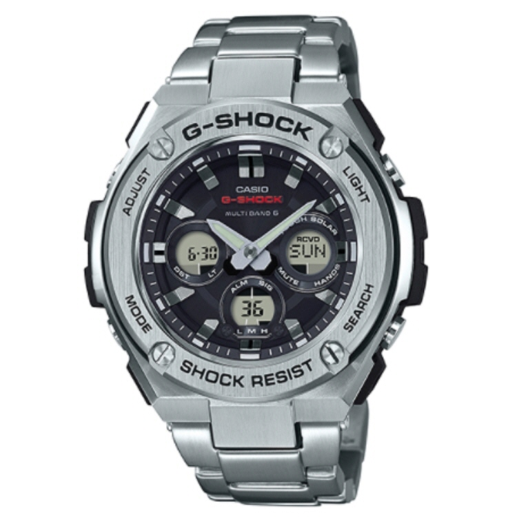 【G-SHOCK腕時計】CASIO GST-W310D-1AJF【542】【ラッキーシール対応】