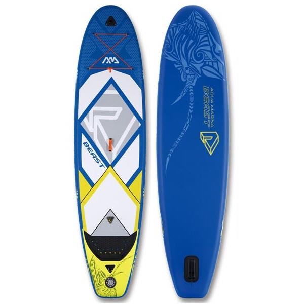 【送料無料(離島除く)】【SUP BOARD(サップボード)】Aqua Marina(アクアマリーナ)BEAST(ビースト)10'6